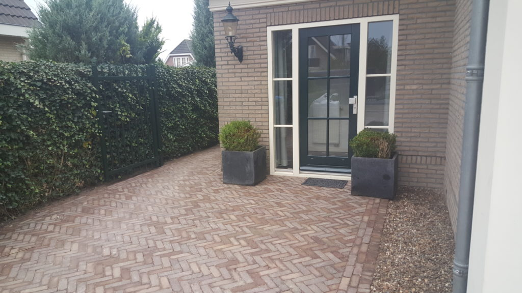 Sierbestrating Almere - Project 6