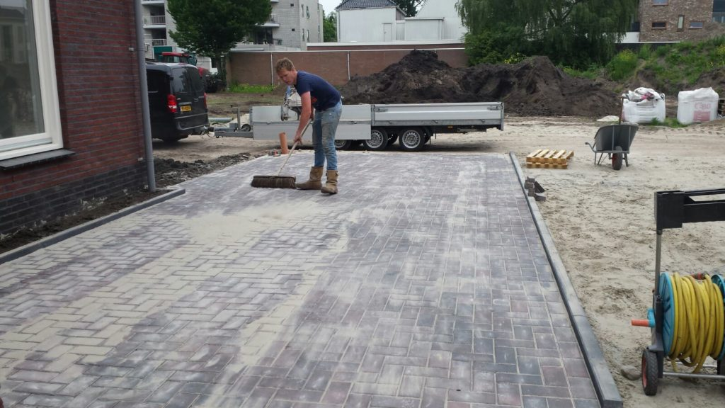 Sierbestrating Almere - Project 3